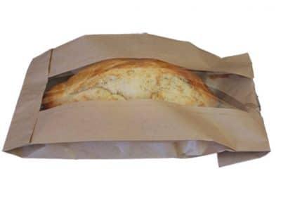 Плик за хляб с прозорец M