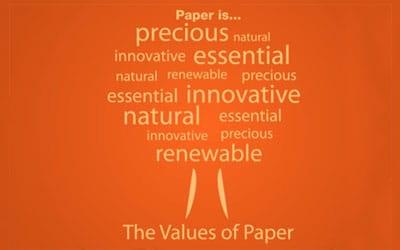 Статистика на хартиената промишленост